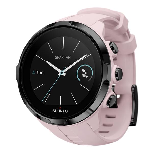 Часы Suunto Suunto Spartan Sport Wrist HR светло-розовый умные часы suunto spartan sport wrist hr copper