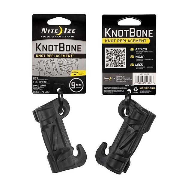 Крепление безузловое Nite Ize Nite lze Knot Bone № 9 9 nite ize figure 9 large stainless rope