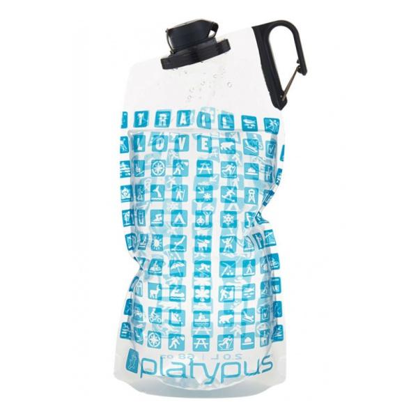 Фляга Platypus Doulock Bottle 2 л белый 2Л