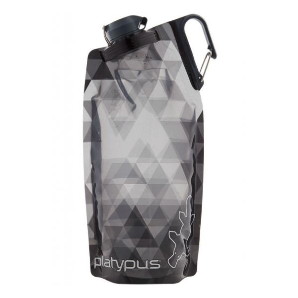 Фляга Platypus Platypus Doulock Bottle 0.75 л серый 0.75л