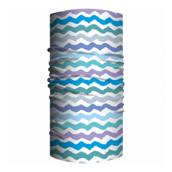 Бандана Funtomask Lite Wave голубой ONE