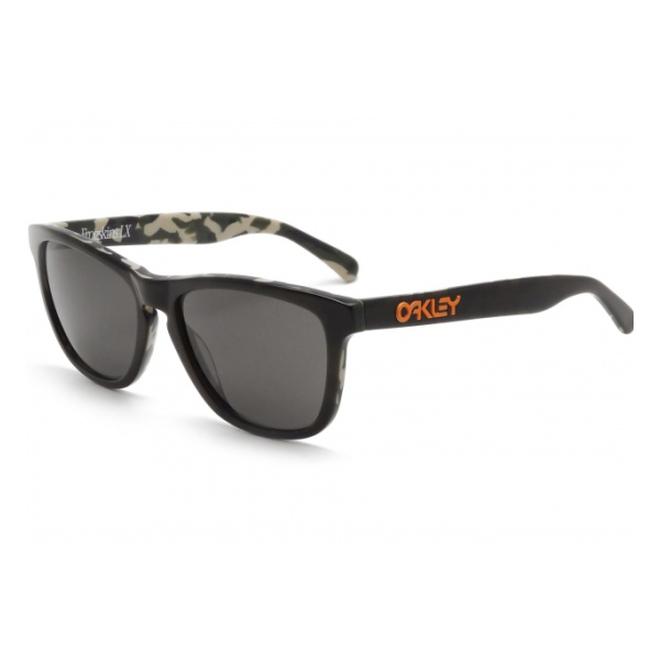 Очки Oakley Oakley C/3 Frogskin LX хаки очки oakley rpm edge rasp spritzer oo grey polar
