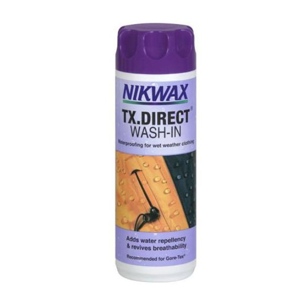 Nikwax водоотталкивающая Nikwax TX Direct Wash-in 300ML