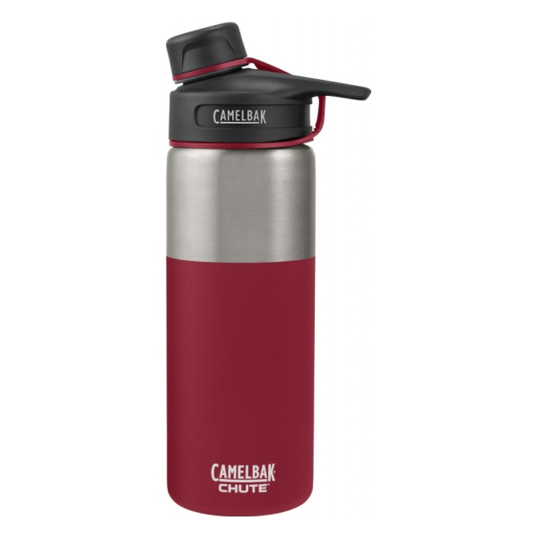 Термос Camelbak Chute Vacuum Insulated Stainless 0.6 L темно-красный 0.6л