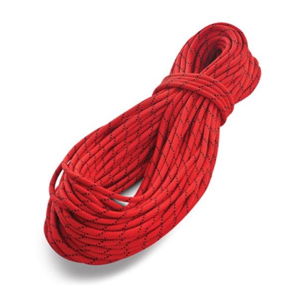 Веревка полустатическая Tendon Static 10 мм красный 200м
