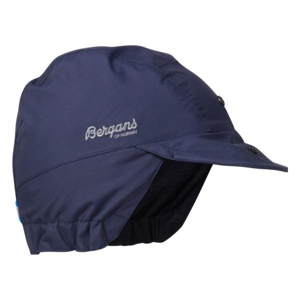 Шапка Bergans Bergans Vetlebotn Hat детская синий 50 цена и фото