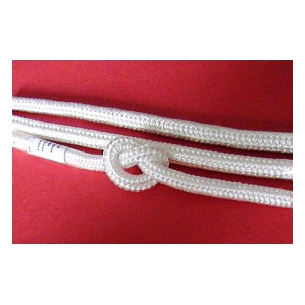 Веревка полустатическая Коломна (ОАО Канат) Коломна 6 мм 1м