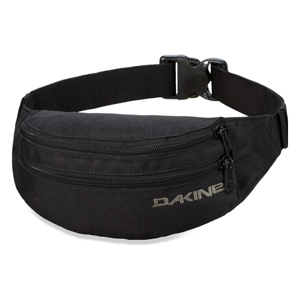 Сумка на пояс DAKINE Dakine DK Classic Hip Pack черный сумка поясная dakine classic hip pack цвет синий черный 0 6 л