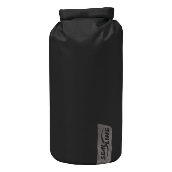 Гермомешок SealLine Sealline Baja Dry Bag 20L черный 20л гермомешок sealline sealline blocker dry sack 20l синий 20л