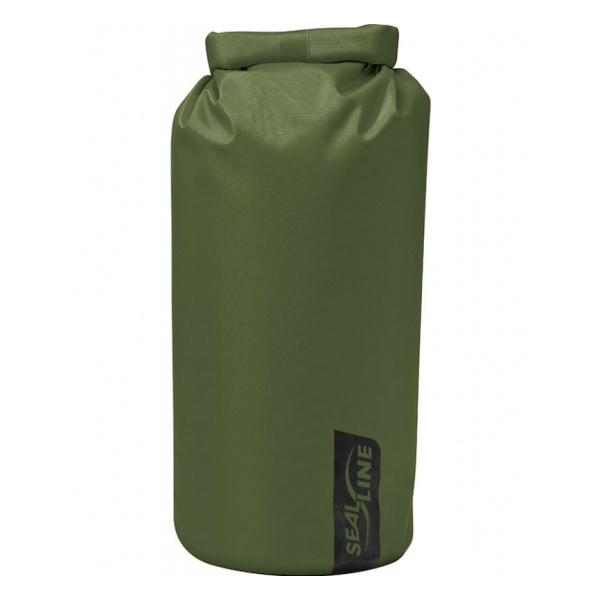 Гермомешок SealLine Sealline Baja Dry Bag 20L темно-зеленый 20л гермомешок easy camp dry pack 20 л
