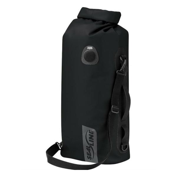Гермомешок SealLine Sealline Discovery Deck Bag 30L черный 30L