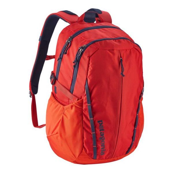Рюкзак Patagonia Patagonia Refugio Pack 28L красный 28л рюкзак patagonia patagonia ironwood pack 20 л фиолетовый 20л