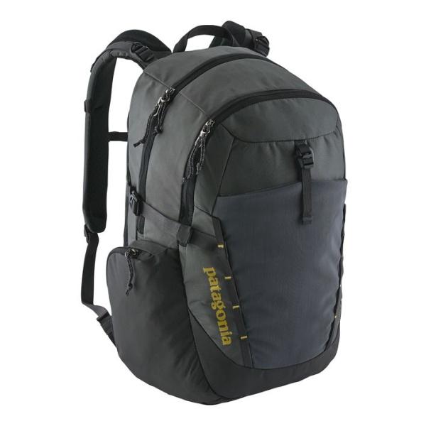 Рюкзак Patagonia Patagonia Paxat Pack 32L темно-серый 32л
