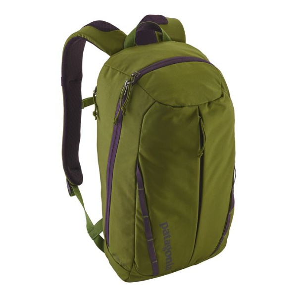 Рюкзак Patagonia Patagonia Atom Pack 18L зеленый 18л рюкзак patagonia patagonia ironwood pack 20 л фиолетовый 20л