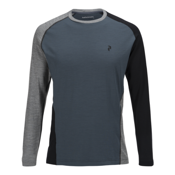 Футболка Peak Performance Peak Performance Multi LS Base Layer футболка peak performance peak performance multi ls base layer