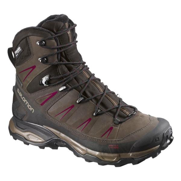 Купить Ботинки Salomon X Ultra Winter CS WP женские