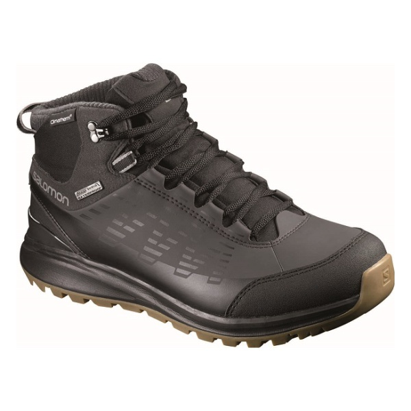 Ботинки Salomon Salomon Kaipo CS WP 2 ботинки salomon ботинки shoes shelter spikes cs wp black bk ptr
