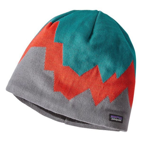 Шапка Patagonia Patagonia Lined Beanie серый ONE* patagonia stormfront® roll top boat 47l серый