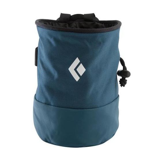 Мешочек для магнезии Black Diamond Black Diamond Mojo Zip Calk Bag синий M/L