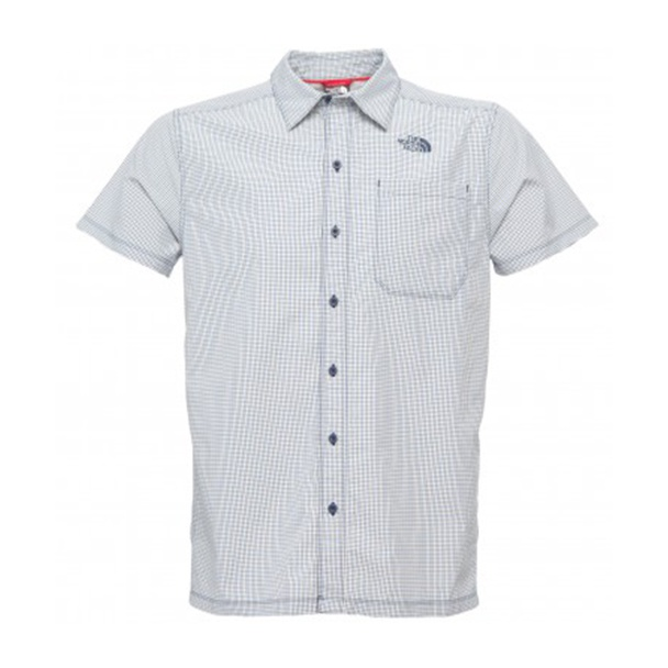 Рубашка The North Face Men's Short Sleeved Dornan Woven