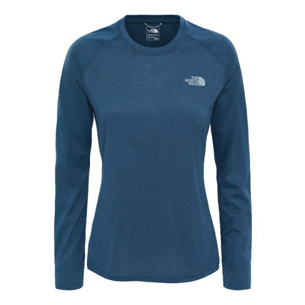 Футболка The North Face The North Face Reaxion AMP L/S женская