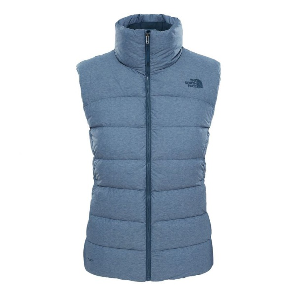 Жилет The North Face The North Face Nuptse Vest женский pm2 5 detector uni t ut25m high precision laser pm2 5 air quality detection sensor module super dust dust sensors 0 500ug cubi