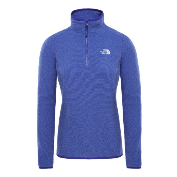 Куртка The North Face The North Face 100 Glacier 1/4 Zip женская