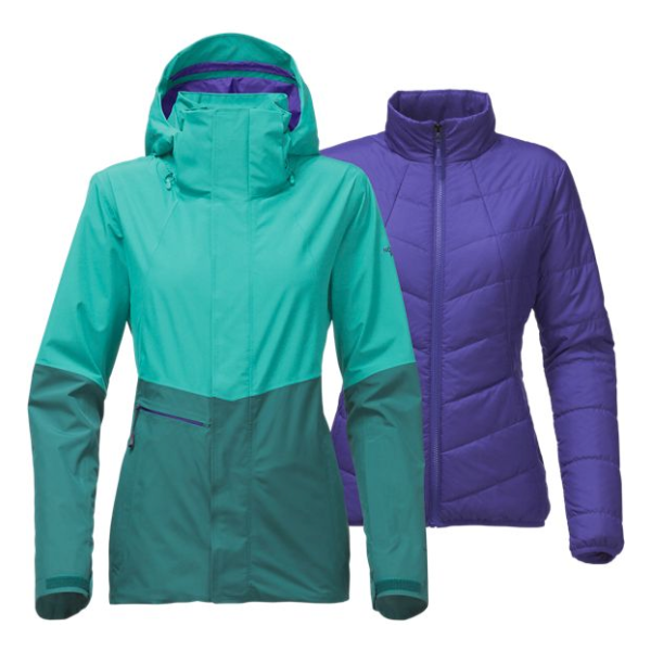 Куртка The North Face The North Face Garner Triclimate 3 in1 женская куртка the north face the north face garner triclimate 3 in1 женская