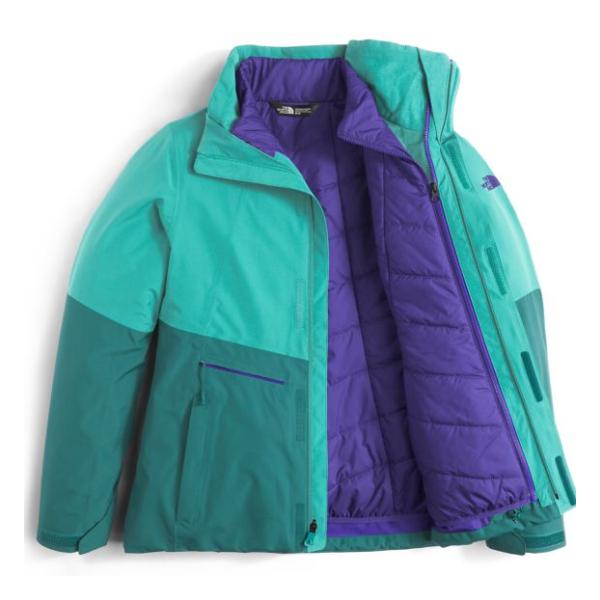 Куртка The North Face Garner Triclimate 3 in1 женская  - купить со скидкой
