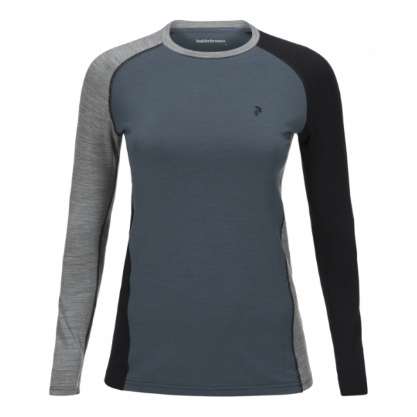 Футболка Peak Performance Peak Performance Multi LS Base Layer женская