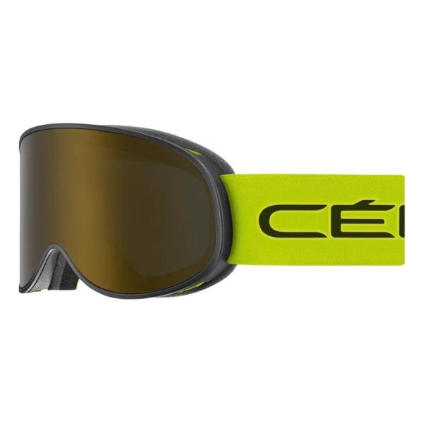 Горнолыжная маска Cebe Cebe Attraction светло-зеленый L цена