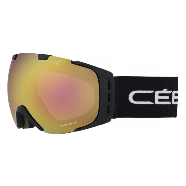 Горнолыжная маска Cebe Cebe Origins L черный L цена