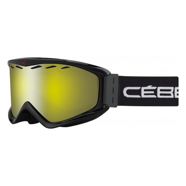 Горнолыжная маска Cebe Cebe Infinity OTG черный L горнолыжная маска cebe cebe fanatic l черный