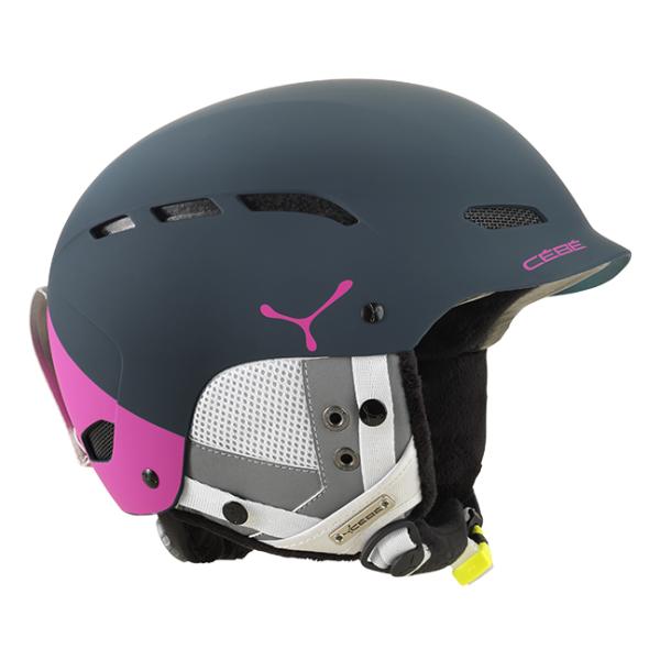 Горнолыжный шлем Cebe Cebe Dusk розовый 52/55