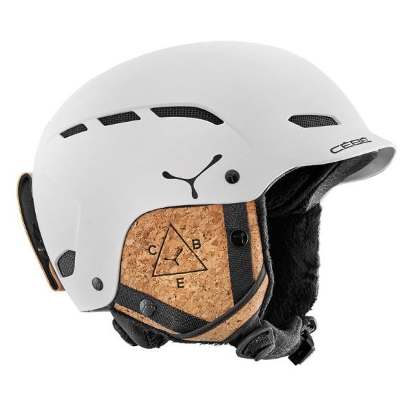 Горнолыжный шлем Cebe Cebe Dusk белый 58/61+