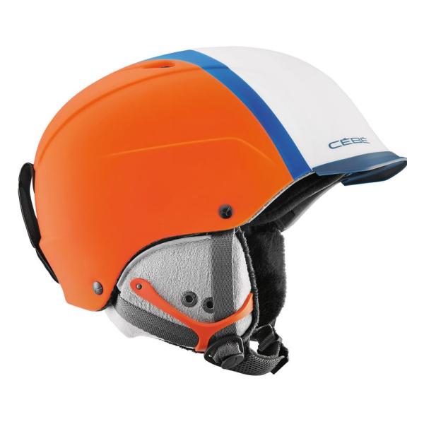 Горнолыжный шлем Cebe Cebe Contest Visor Pro оранжевый 62/64 шлем горнолыжный head vico black