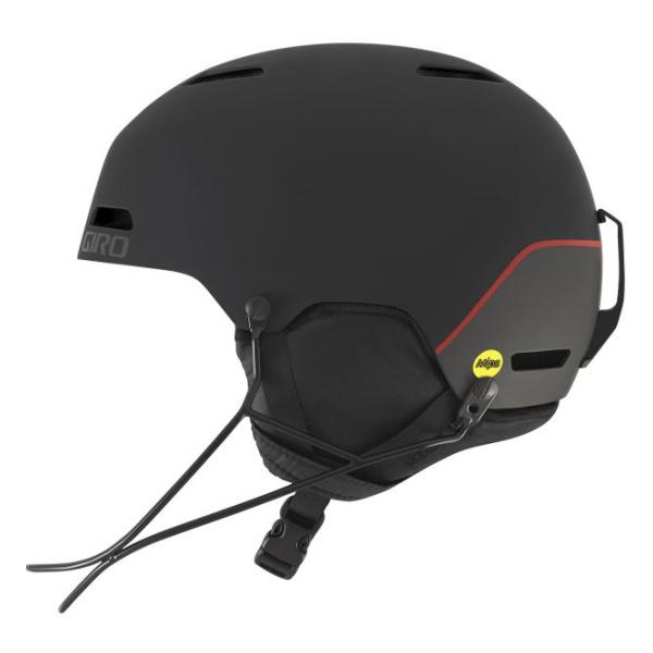 Горнолыжный шлем Giro Giro Ledge SL Mips черный M(55.5/59CM) куплю защиту подбородка jofa в москве