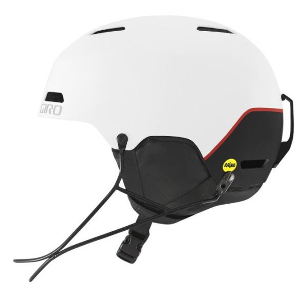 Горнолыжный шлем Giro Giro Ledge SL Mips белый M(55.5/59CM) куплю защиту подбородка jofa в москве
