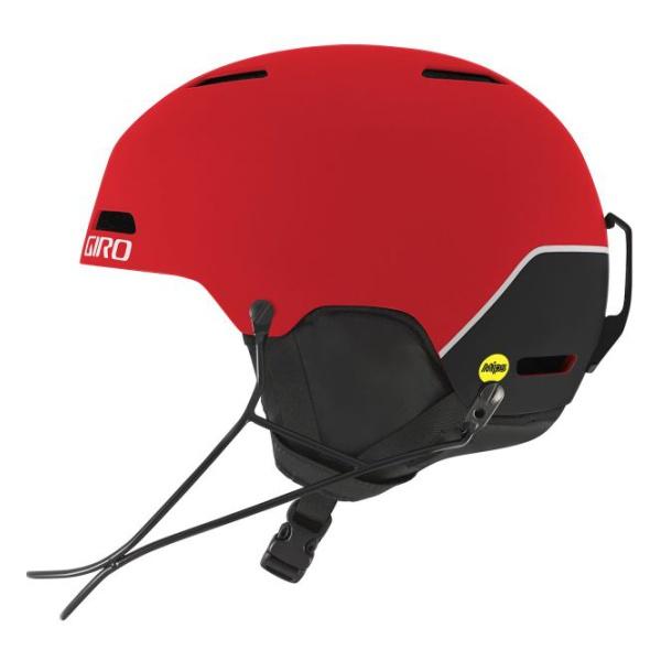 Горнолыжный шлем Giro Giro Ledge SL Mips красный L(59/62.5CM) куплю защиту подбородка jofa в москве