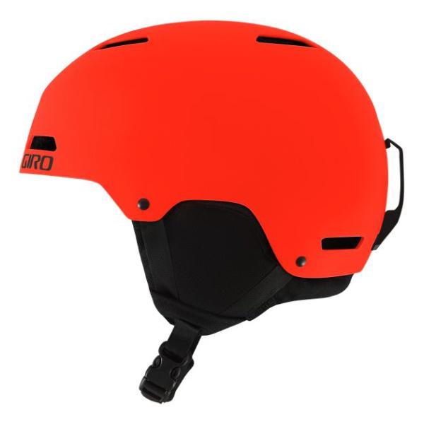 Горнолыжный шлем Giro Giro Ledge красный M(55.5/59CM) шлем tech team plasma 550 m blue white