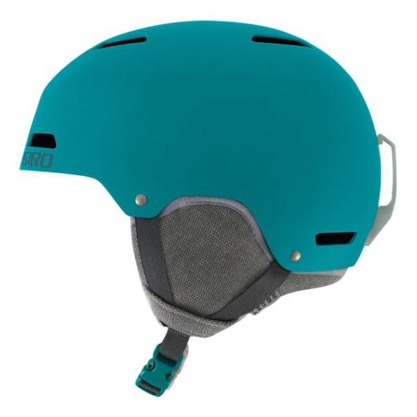 Горнолыжный шлем Giro Giro Ledge синий L(59/62.5CM) велошлем giro hex мтв m 55 59 см матовый черный gi7055293