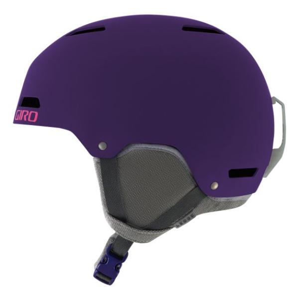 Горнолыжный шлем Giro Giro Ledge фиолетовый L(59/62.5CM) велошлем giro hex мтв m 55 59 см матовый черный gi7055293