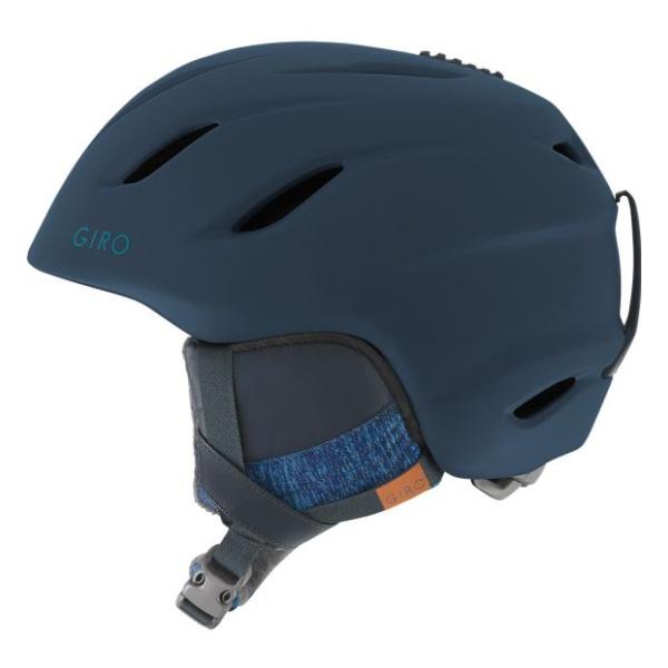 Горнолыжный шлем Giro Giro Era женский темно-синий M(55.5/59CM) шлем tech team plasma 550 m blue white