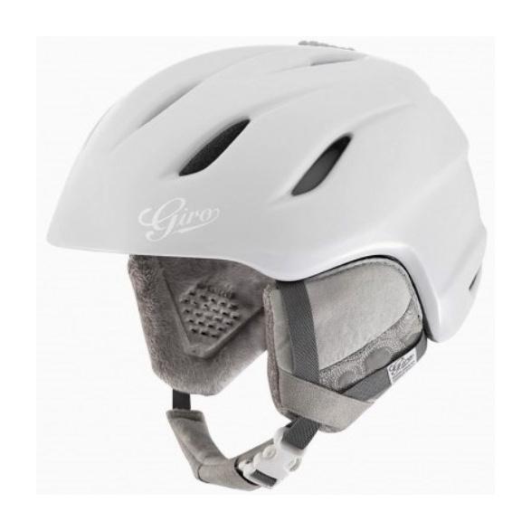 цена Горнолыжный шлем Giro Giro Era женский фиолетовый M(55.5/59CM)