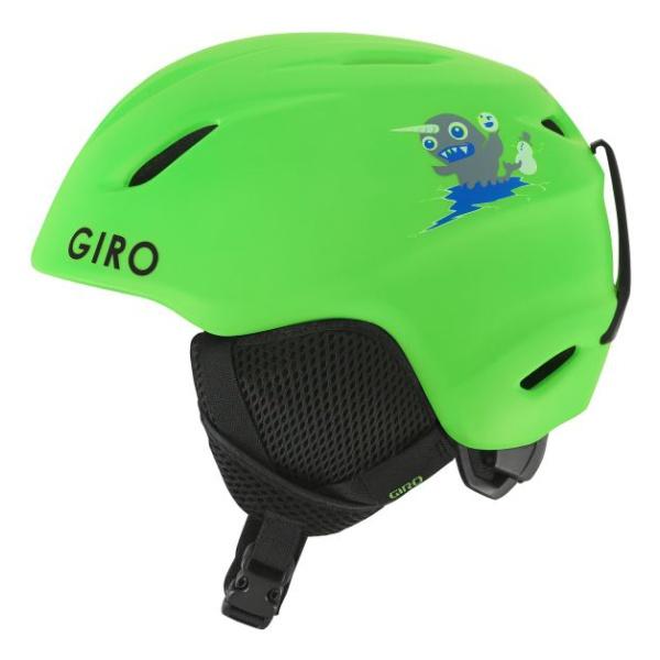 Горнолыжный шлем Giro Giro Launch детский зеленый S(52/55.5CM)