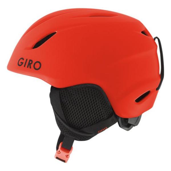 Горнолыжный Giro шлем Giro Launch детский красный XS(48.5/52CM) горнолыжный giro шлем giro launch plus детский зеленый s 52 55 5cm