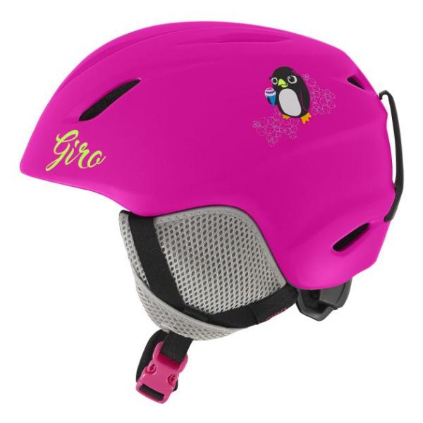 Горнолыжный шлем Giro Giro Launch детский розовый XS(48.5/52CM)