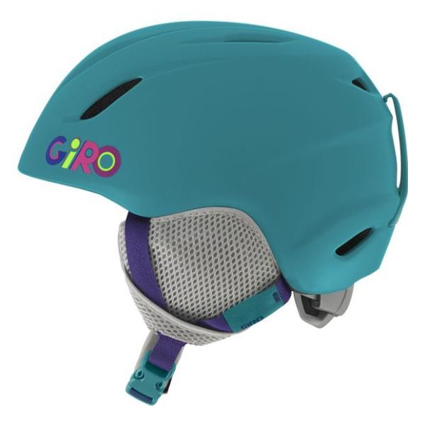 Горнолыжный шлем Giro Giro Launch детский темно-голубой S(52/55.5CM)