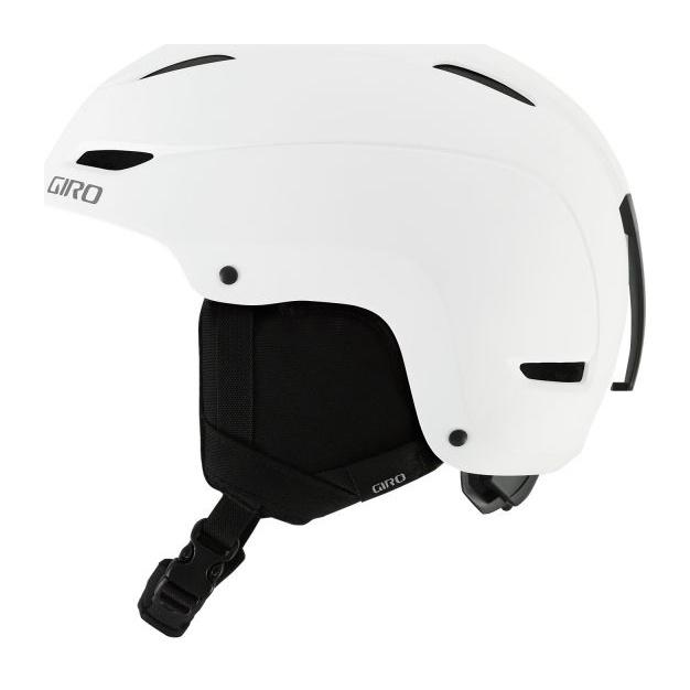 Горнолыжный шлем Giro Giro Ratio белый S(52/55.5CM) адаптер giro giro gr skullcandy bt approach