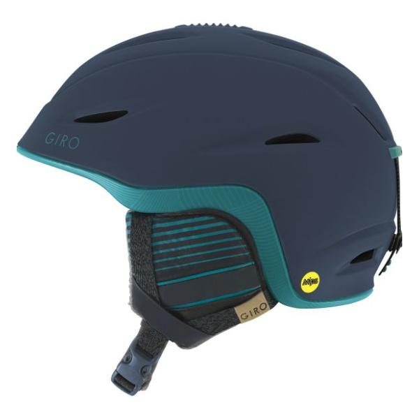 Горнолыжный шлем Giro Giro Fade женский темно-синий M(55.5/59CM) велошлем giro hex мтв m 55 59 см матовый черный gi7055293